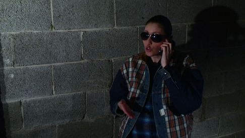 Gino Binky-ani's first appearance in Compiling.tv Season 1 - 2012 (Image of Celinka Serre)
