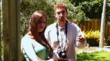 Sunrise = TOD (CSI Longueuil - 2010/2011) (Image of Celinka Serre, with Francis Leduc)