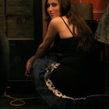 Café Chaos fashion show and photo shoot 7 (Harmony Walker Clothing - December 2010) (Image of Celinka Serre)
