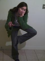 Compiler's Pose (Season 1 - Behind-the-Scenes) (Image of Celinka Serre)