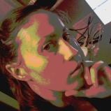 Attitude with sunglasses, special effect - 2011 (Image of Celinka Serre)