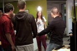 Got an idea (Season 1 - Behind-the-Scenes) (Image of Celinka Serre, with programemrs)
