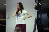 Strike a pose (Season 1 - Behind-the-Scenes) (Image of Celinka Serre)