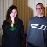 Fundraiser Campaign Video 1 (Into Season 2) (Image of Celinka Serre, with François St-Maurice)