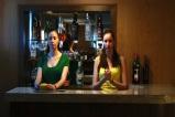 More instructions on lemons (Eating A Lemon - 2010/2011) (Image of Celinka Serre, with Celinka Serre (split screen))
