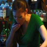 Spitting out the pits (Eating A Lemon - 2010/2011) (Image of Celinka Serre)
