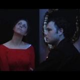"Ophelia gone mad (""Talmeh"" - 2004-2005) (Image of Celinka Serre, with Geoffrey Applebaum)"