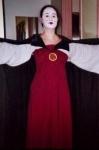 Portfolio – Queen Amidalla up close – Holloween2001