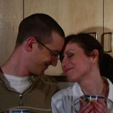Lovey dovey (Season 1 - Ep.16) (Image of Celinka Serre, with François St-Maurice)