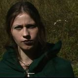 """Speak. Demand. We'll answer"" (""A Game Through Time"" - 2005-2006) (Image of Celinka Serre)"