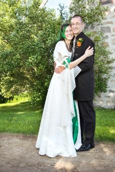 Celinka Serre, François St-Maurice - Wedding (Matt Ayotte)