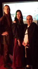 Celinka Serre, Corey Tomicic, Alan Heilig (Binky Productions)