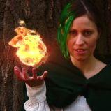 Seer with Fireball Original (Celinka Serre) (Binky Productions)