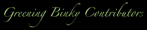Greening Binky Contributors