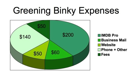 02-Greening Binky Expenses