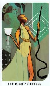 02-The High Priestess