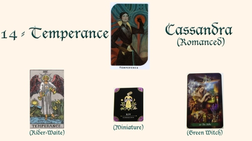 14 - Temperance