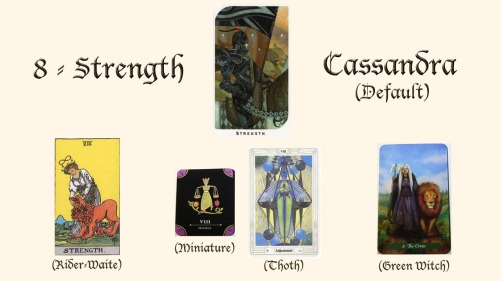 8 - Strength