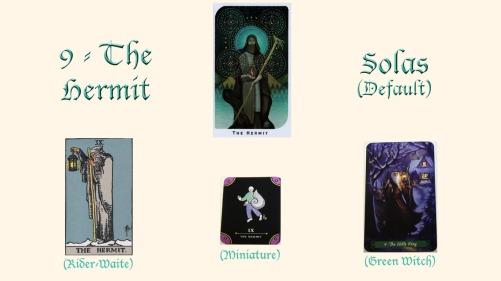 9 - The Hermit