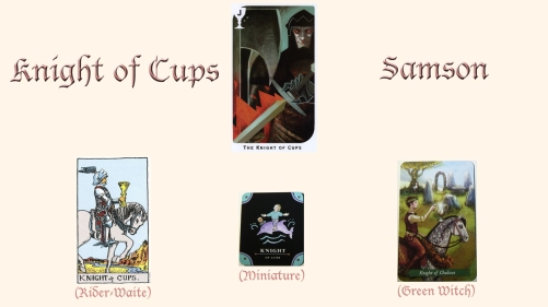 Cups 12 Knight