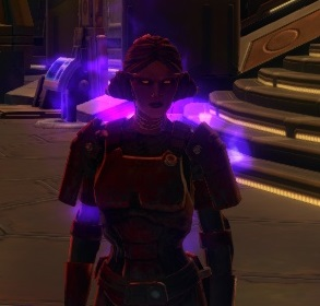 Medeusa purple fire