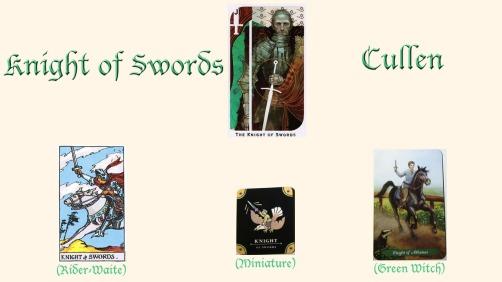 Swords 12 Knight