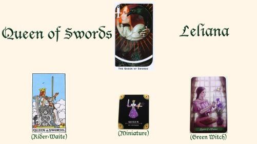 Swords 13 Queen