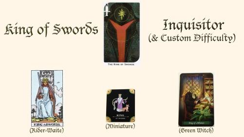 Swords 14 King