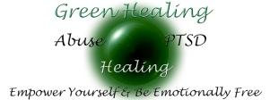 Green Healing Banner