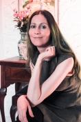 Celinka Serre - Author Photos (by Michel Cojan)