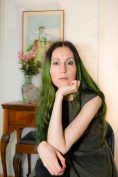 Celinka Serre - Author Photos (by Michel Cojan)