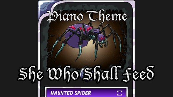 Haunted Spider Theme THUMBNAIL