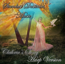 Clahria's Song Harp cover