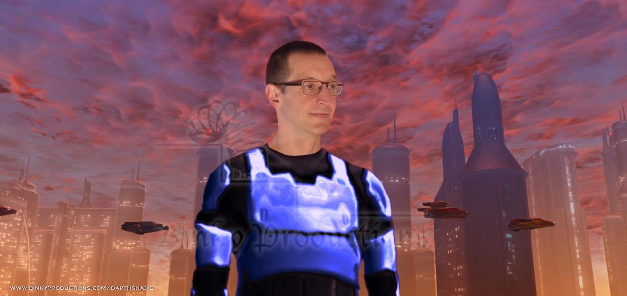 Agent Knarf on Coruscant (w)