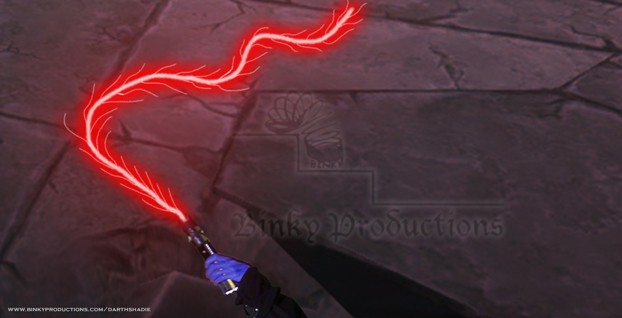 Darth Gourd's Lightwhip (w)