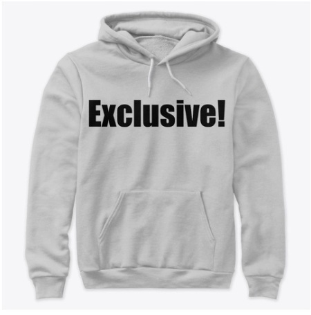 Exclusive Hoodie A