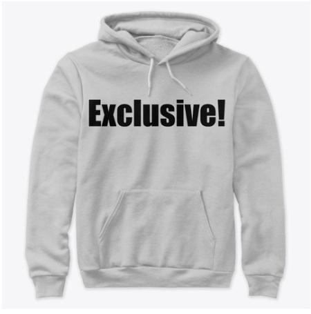 Exclusive Hoodie A