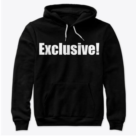 Exclusive Hoodie B