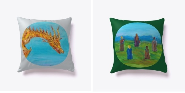 SD Pillows Showcase