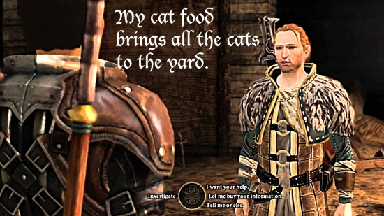 Anders & Catfood