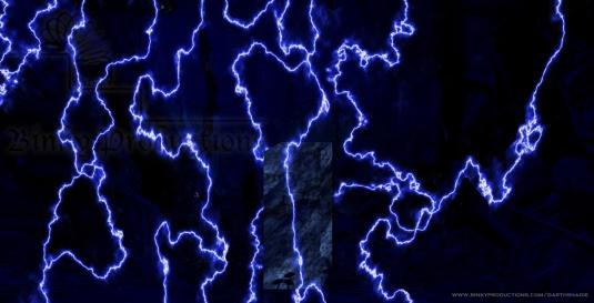 Pillar with lightning Crypt (w)