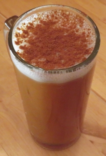 The Dorian Pavus Drink