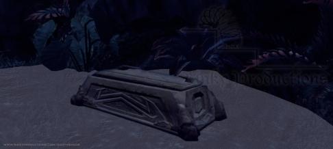 Crypt Sarcophagus (Shadie series) (Celinka Serre)