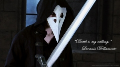 Death Is My Calling(Lucanis Dellamorte Dragon Age 4 Cosplay - Binky Productions)