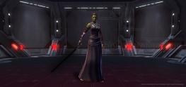 Jassahmi with her dark side lightsaber (Shadie series) (Celinka Serre)