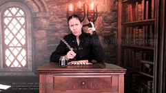 Magister Pellinar 1 (Death in the Mansion - Dragon Age) (Celinka Serre DarthShadie Lavellan)