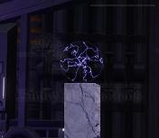 Stasis Pillar of Dark Side Energy (from Healers of the Force, Story 6, Star Wars Fan-Fiction by Celinka Serre)